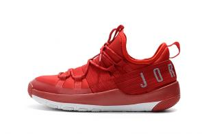 air jordan trainer 2 low sneaker pro red